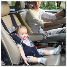 Portable baby car seat belt children safety seat infant toddler car seats belt(China (Mainland))