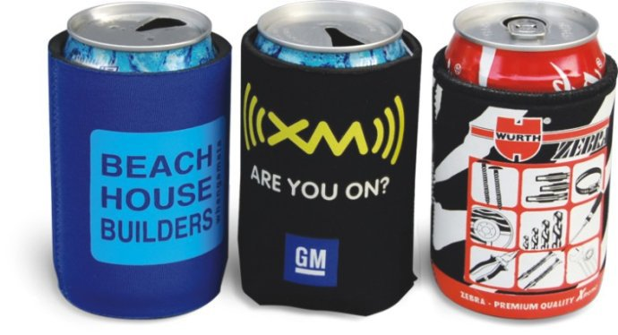 Factory Sale ! Stubby holder with customer LOGO Print,Neoprene can stubbie coolers with base for Free Shipping(China (Mainland))