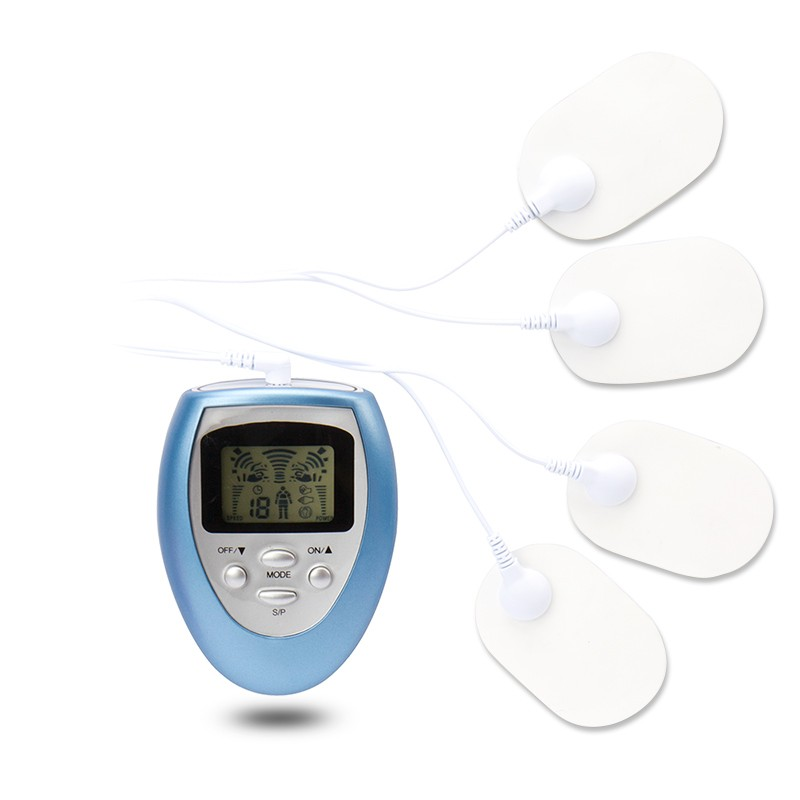 New Shock Therapy, Slimming Massager, Electro Sex Kit, E-Stimulation, Nipples Clitoris Stimulator, Sex Toys for Woman and Men(China (Mainland))