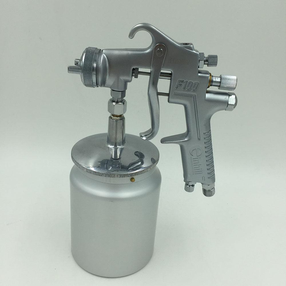 F-100S wood furniture paint high pressure paint spray gun automotive spray guns for sale(China (Mainland))