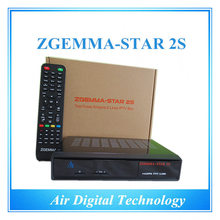 4pcs Zgemma Star 2S Enigma2 twin DVB S2 tuner Satellite Receiver zgemma-star 2S hot in uk