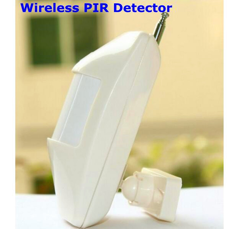 Free shipping 1pcs 433MHz Infrared alarm Burglar alarm Wireless PIR Detector is special Wireless wide Angle Home Alarm System(China (Mainland))