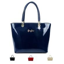 Женщины известных брендов сумки лакированная кожа Desigual верхний — рукоятка сумки стиль женское знаменитости сумки