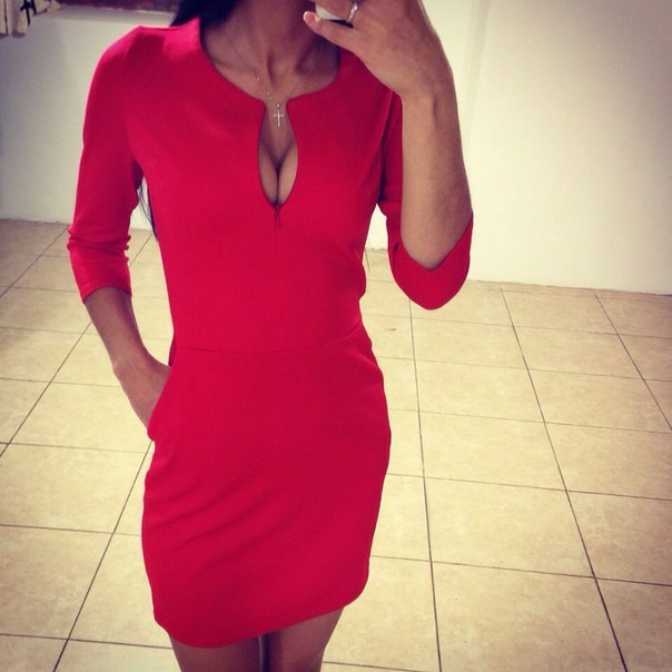 2015 New Arrival Women summer Clothes European And American Style Retro Ratterns Totem Slim Half Sleeve sexy collar Dresses(China (Mainland))