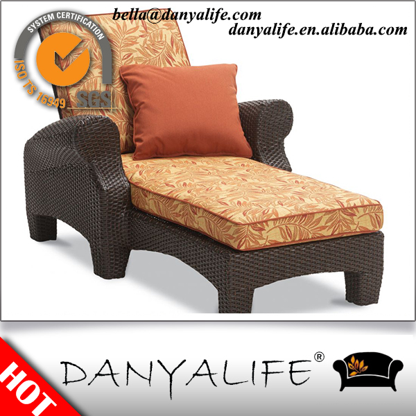 DYLG-D112D Danyalife Custom-made Deluxe Resin Wicker Backyard Chair(China (Mainland))
