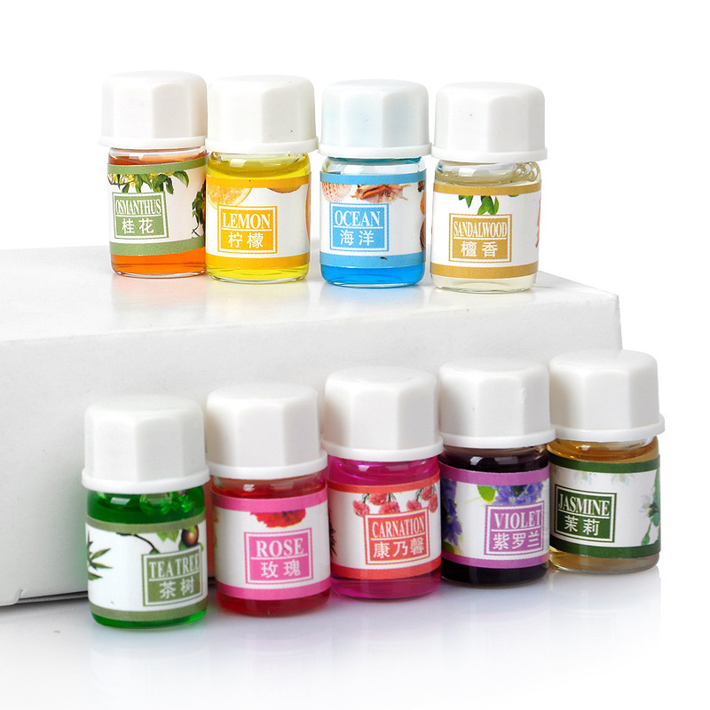36pcs x Essential Oils Set Pack for Aromatherapy with 12 kinds of Fragrance Popular Aromatherapy Kit Oil in 3ml Bottles(China (Mainland))