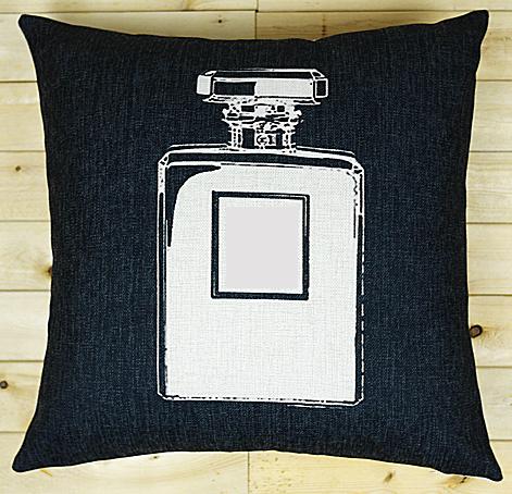 French luxury brand logo design wedding car decorated linen-cotton pillow lunch break lunch break sofa cushions(China (Mainland))