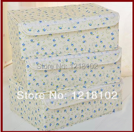 Freeshipping new product high-quality home furnishing storage box household articles colorful storage box peach skin storage box(China (Mainland))