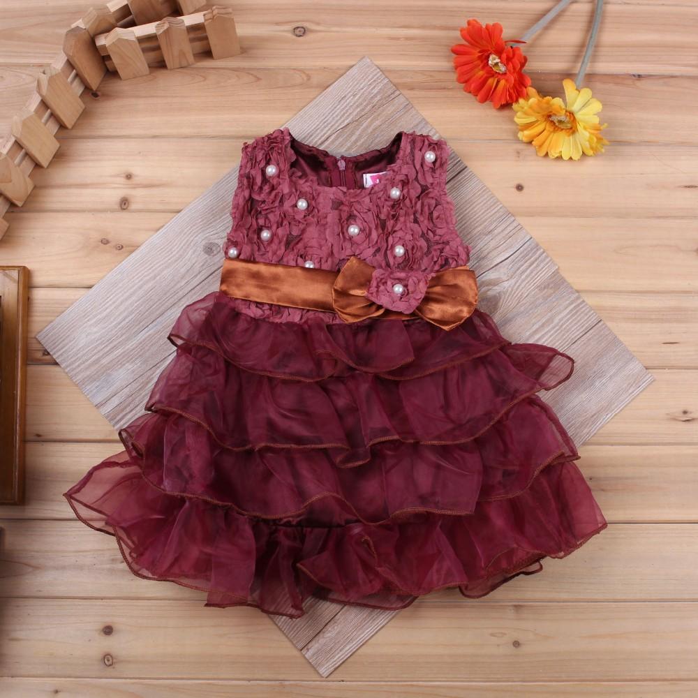 Платье для девочек 3D LF7565