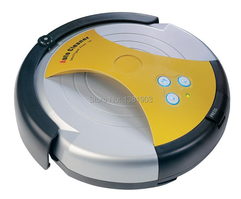 aspirateur robot with remote control,auto charging,Mop function,suction Model No.EG-H388 gold color(China (Mainland))
