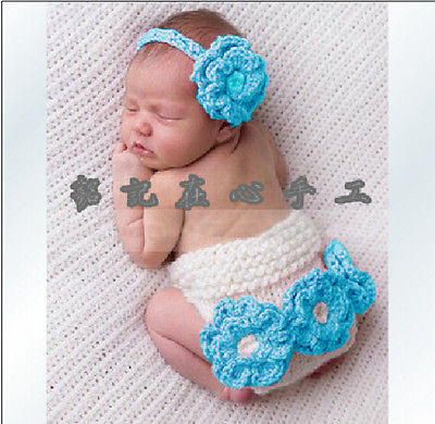 HOT! Cute baby knitting clothing pictures photography props newborn baby @2#218(China (Mainland))