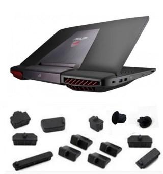 Silicone waterproof Dustproof plug For ASUS G751 G751JY