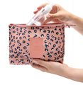 Women Multifunction Mesh Make up Bags Travel Lady Storage High quality Cosmetic Toiletry Bag Organizer Purse