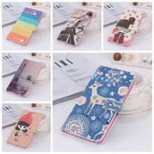 For Samsung Note 2 Leather Cases Stand Wallet Card Slot Gril Individuality Hard Cover Flip Case for Samsung Galaxy Note 2 N7100(China (Mainland))