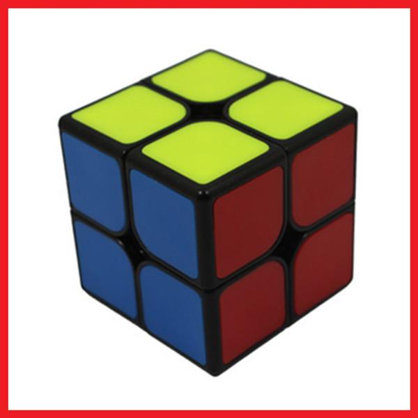 Free shipping popular magic cube 2 magic cube snake puzzle(China (Mainland))