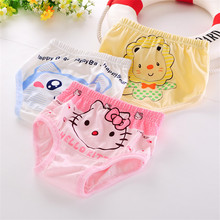 2016 New Arrival Kids Panties Boys Fashion Cotton Cartoon Baby Briefs Boxers Children Underwear Lot Calcinha 0-3 Years