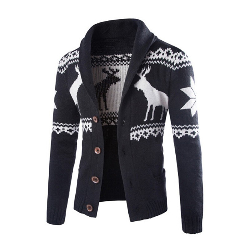 popular deer sweater menbuy cheap deer sweater men lots