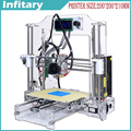2016 Hot Upgraded Quality High Precision Reprap Prusa i3 DIY 3d Printer kit with 25M Filament
