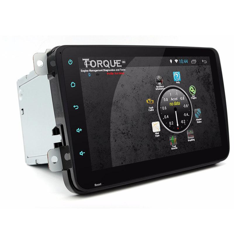 Android 5.1 quad core 16GB 1024*600 car dvd player VW Skooda POLO GOLF 5 6 PASSAT CC JETTA TIGUAN TOURAN Fabia Caddy car gps dvd()