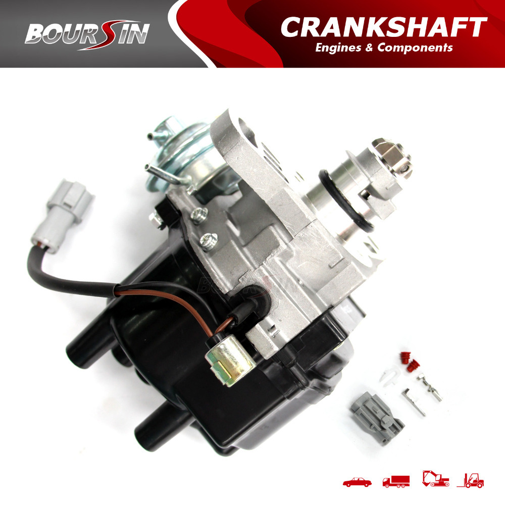 BRAND NEW ! Ignition Distributor Assy For Toyota Corolla SED, LB WG 2E, 2EL EE80 EE90 Starlet EP71 19100-11031<br><br>Aliexpress