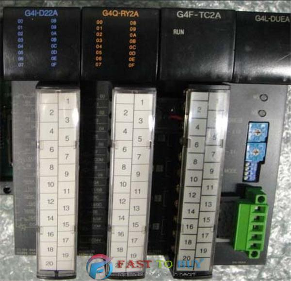 G4F-TC2A PLC K300S Series Thermocouple Input Module 4 Channels 7 Sensor Types(K,J,E,T,B,R,S) New