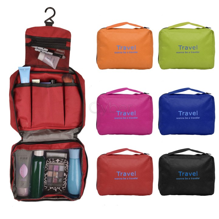 Multifunctional Travel Storage Bag Underwear Pouch Cosmetic Case Waterproof 12 - Shenzhen Cyber Technology Ltd. store