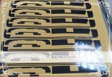 3M Adhesive Sticker For iPad Mini Touch Screen Adhesive Tape ; Free Shipping 10pcs/lot(China (Mainland))