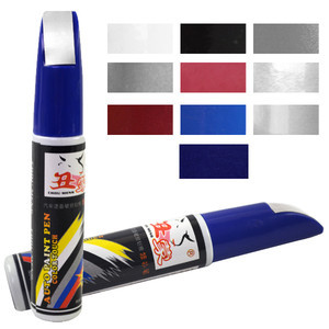 Auto Car Scratch Remover Repair Clear Touch Up Professional Paint Pen 12ml A621(China (Mainland))