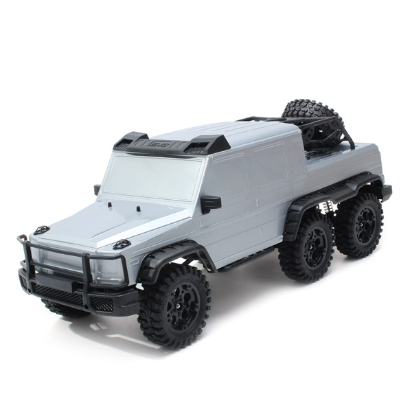 High Quality HG P601 1/10 2.4G 6WD RC Remote Control Radio Crawler RTR Toy Car RC Car for kids Toy(China (Mainland))