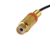 """Superbat Fakra Jack """"Z"""" Straight  to RCA Jack Straight RF Coaxial Cable Assembly Neutral Coding in Stock Customizable"""