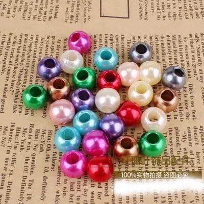 DIY acrylic beads .accessories jewelery .pendant of mobile phone 100pcs/bag(China (Mainland))
