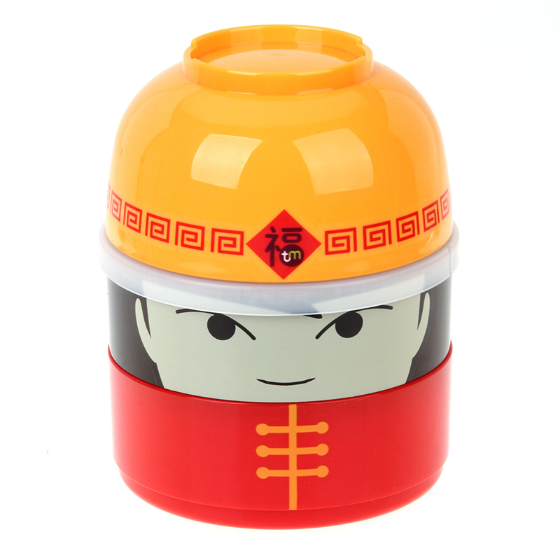 cute japanese bento lunch box lunch box kids plastic lunch box for kids or wo. Black Bedroom Furniture Sets. Home Design Ideas