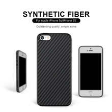Nillkin For iPhone 5S (4.0inch) Synthetic fiber Back Cover Case For iPhone SE/iPhone 5SE/iPhone 5e Military quality(China (Mainland))
