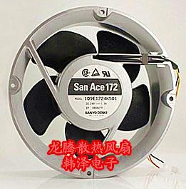 24V 17CM DC cooling fan inverter fan 109E1724K501<br><br>Aliexpress