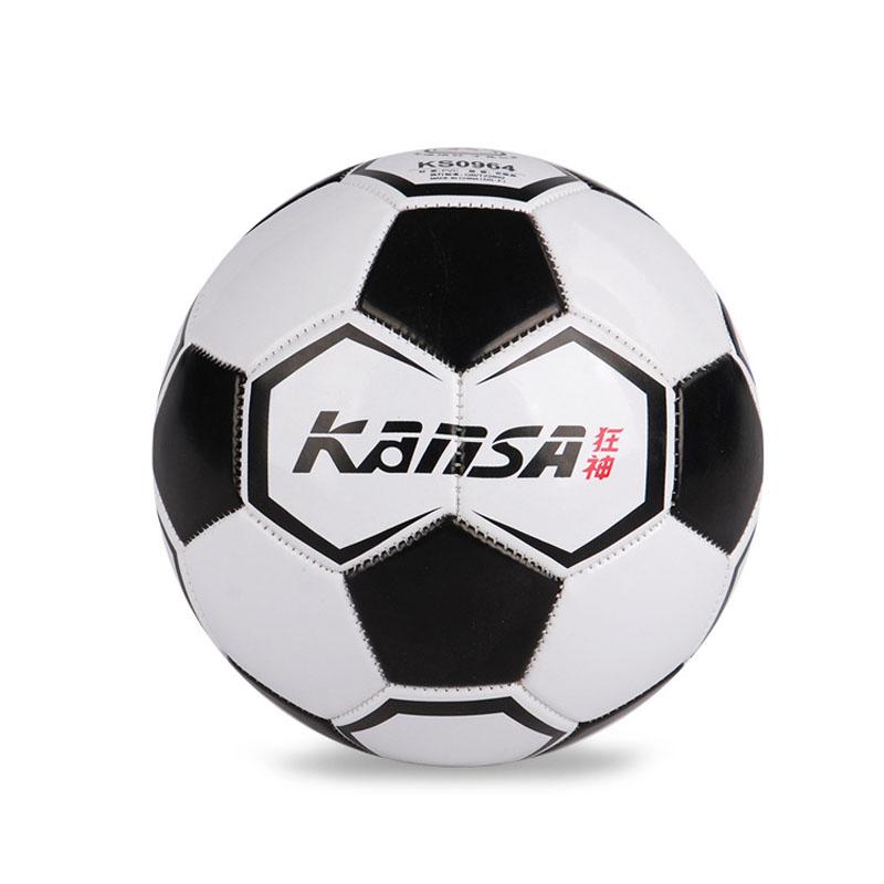 Brand Youth Football Ball PVC Size 4 Ball ChildrenTraining Game Ball Futsal Sporting Goods Popular Using For School Soccer Ball(China (Mainland))
