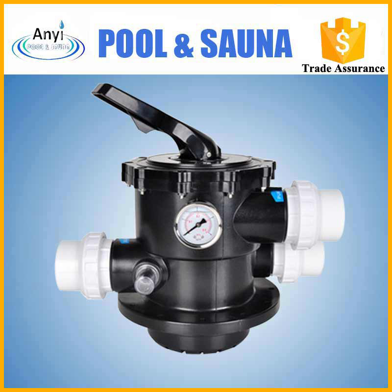 Swimming Pool Sand Filter Top Mount Valve 2.0inches 50mm(China (Mainland))