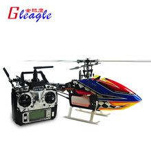 6CH 480N RC nitro helicopter oil gasonline RC helicopter with aileron stabilizer bar 3D Helicopter RTF drones