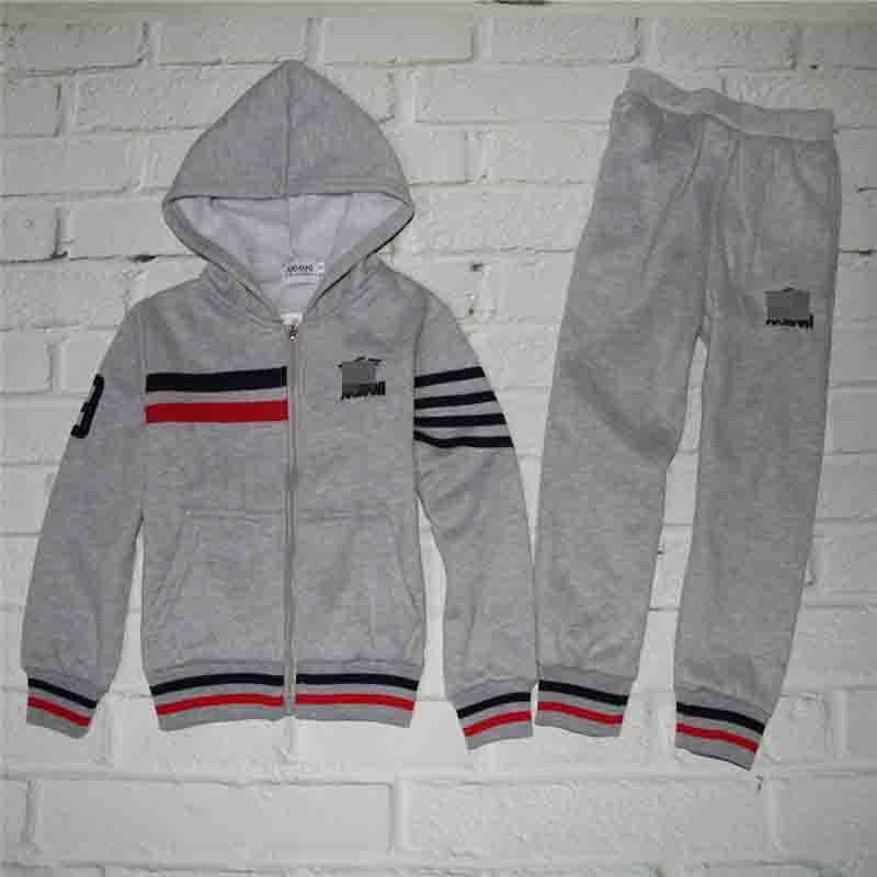 2pcs Boy Hoodie+Short pants Set Boys Clothing grey Set New Children Clothing Set Boy Long sleeve+Pants Suit Set<br><br>Aliexpress
