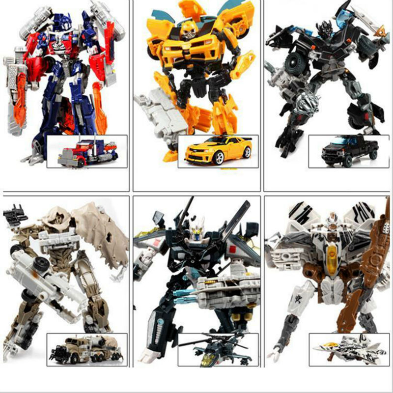 Free Shipping Original transformation 4 Toys Kids Brinquedos Optimus Prime Robot Car Anime Action Figure Juguetes BUMBLEBEE(China (Mainland))