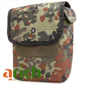Camouflage Patterned Attachable Tactical Bag Military Bag Pouch for Outdoor