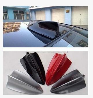 Cars shark fin antenna car aerials with blank radio to auto roof antena and 3M sticker for volkswagen/vw passat b5 b6 polo sedan(China (Mainland))