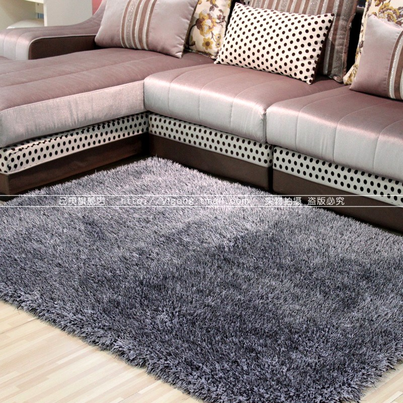 Fashion living room coffee table thickening elastic wire carpet bed blankets(China (Mainland))