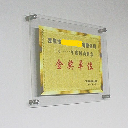 (3pcs/lot) SALES A3 Acrylic Clear Photo Frame European Creative Picture Frame Crystal Photo Frames Customize Any Shape And Size(China (Mainland))