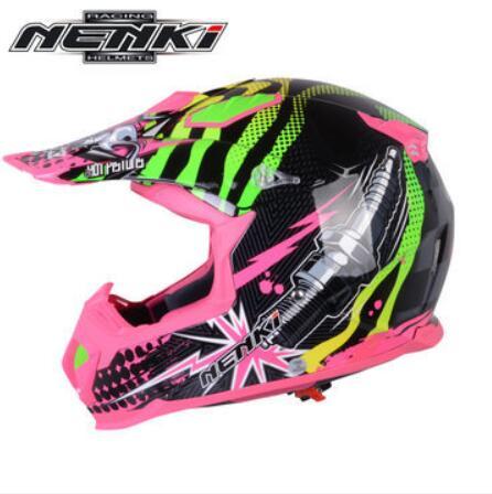 Hot Sale Motocross Helmet NENKI Brand Off Road Motorcycle Motocicleta Capacete Casco Cross Helmets Racing Gear(China (Mainland))