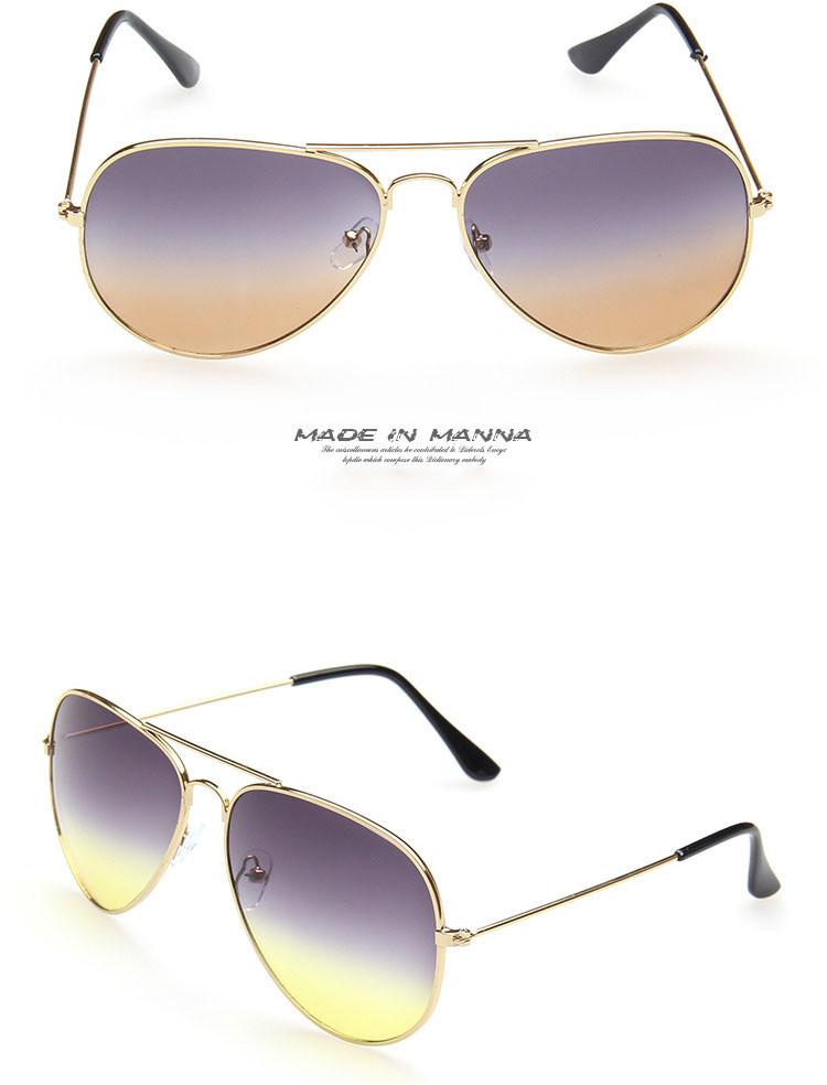 Rimless Glasses Singapore : Fashion Gradient Rimless Sunglasses Men Frog Mirror ...