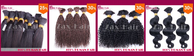 Virgin Brazilian Human Hair Bulk Human Hair For Braiding 7A Top Quality Hair Bulk Customized In Stock Straight 1/pc 100g 10-26″