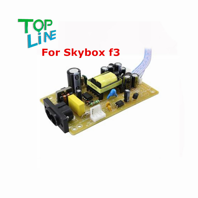 ANEWKODI 1pcs Power Supply board SMPS for Original Skybox F3 openbox x3 HD Satellite Receiver Free Shipping Post(China (Mainland))