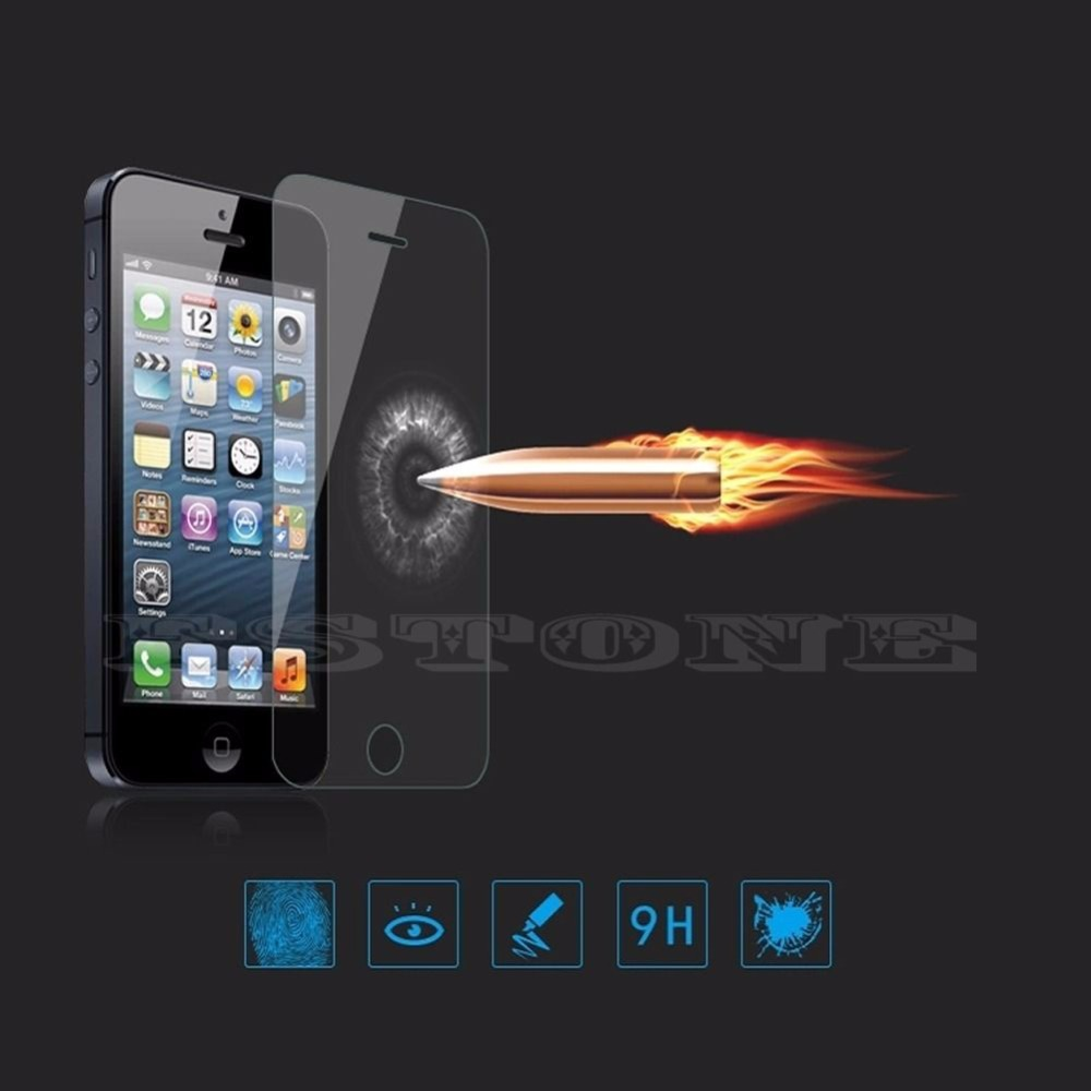 """Premium Real Tempered Glass Film Screen Guard Protector fr App iPhone 6 4.7""""(China (Mainland))"""