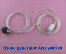 Ozonizer Purifier Sterilizing Accessories Ozone Output Tube,black And White Air Stone Freeshipping(China (Mainland))
