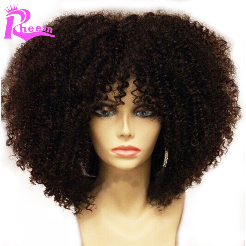 cheap kinky lace front wigs natural wigs